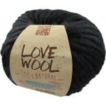 Love Wool 108 Negro