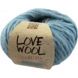 Love Wool 110 Azul Claro
