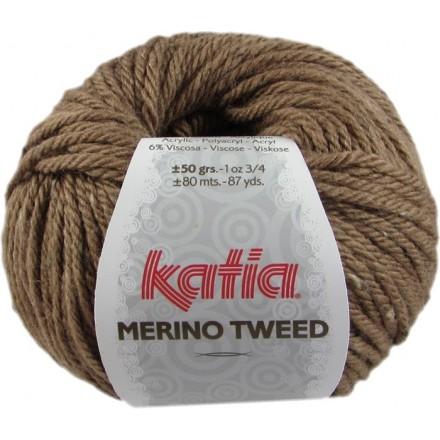 Merino Tweed 302 Camel