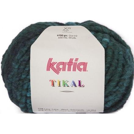 Tikal 161 Esmeralda - Turquesa