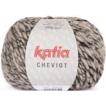 Cheviot 100 Gris Claro