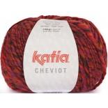 Cheviot 107 Rojo/Azul