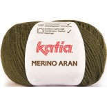 Merino Aran 48 Loden