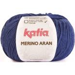 Merino Aran 57 Azul