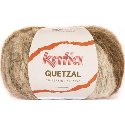 Quetzal 73 Camel / Ecru