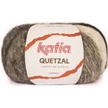 Quetzal 75 Black / Ecru