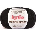 Merino Sport 2 Nero