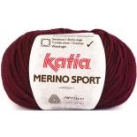 Merino Sport 22 Bordeaux