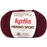 Merino Sport 22 Burdeos