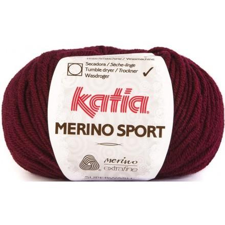 Merino Sport 22 Bordo