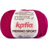 Merino Sport 35 Fuchsie
