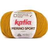 Merino Sport 37 Senf
