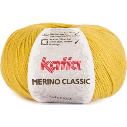Merino Classic 61 Senape