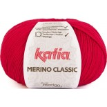 Merino Classic 4 Rojo