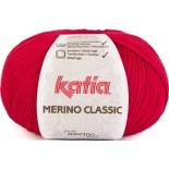 Merino Classic 4 Vermelho
