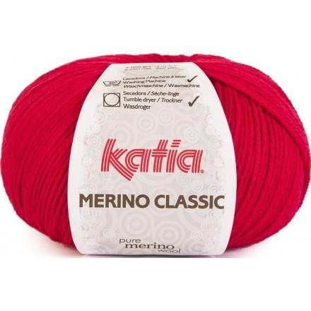 Merino Classic 4 Rosso