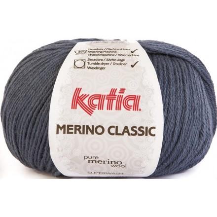 Merino Classic 32 Blu Acciaio