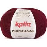 Merino Classic 23 Burdeos