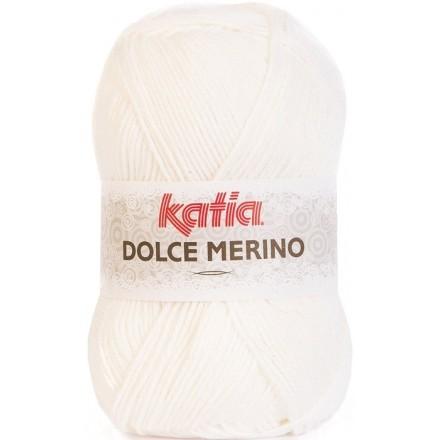 Dolce Merino 1 Weiß