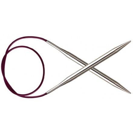 Circulares fijas Nova Metal del 2mm al 3,5mm Knitpro