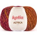 Azteca 7837 Fucsia/Burdeos/Azafrán