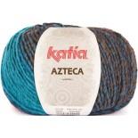 Azteca 7845 Azules/Marrones