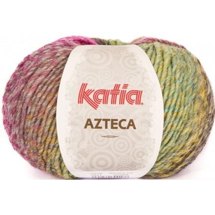 Azteca 7841 Naranja/Gris/Fucsia
