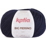 Big Merino Blu Navy