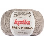 Basic Merino 12 Cinza