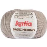 Basic Merino 12 Grigio