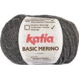 Basic Merino 12 Grigio Scuro