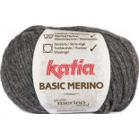 Basic Merino 14 Dark Grey
