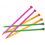 Acrylic Straight Needles 35 cm KnitPro Trendz