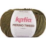 Merino Tweed 402 Loden