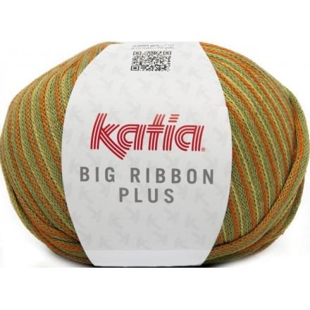 Big Ribbon Plus 109 Kaki/Naranja
