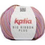Big Ribbon Plus 107 Rosa/Celeste/Amarillo
