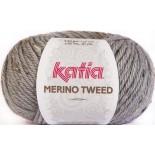 Merino Tweed 307 Gris Claro