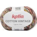 Cotton Vintage 57 Rojo/Azul/Amarillo