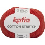 Cotton Stretch 25 Naranja Intenso