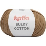 Bulky Cotton 55 Camel