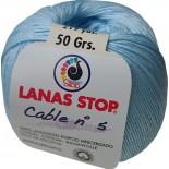 Cable Nº 5 402 Celeste