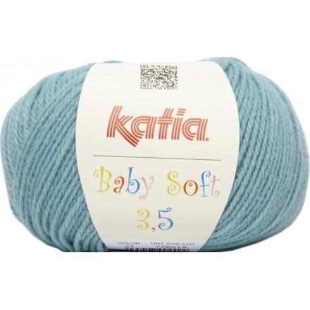 Baby Soft 3,5 21 Turquesa