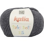 Baby Soft 3,5 17 Gris Oscuro