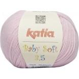 Baby Soft 3,5 7 Rosa Bebé