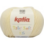 Baby Soft 3,5 6 Amarillo