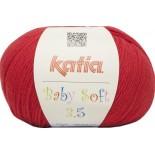 Baby Soft 3,5 4 Rojo