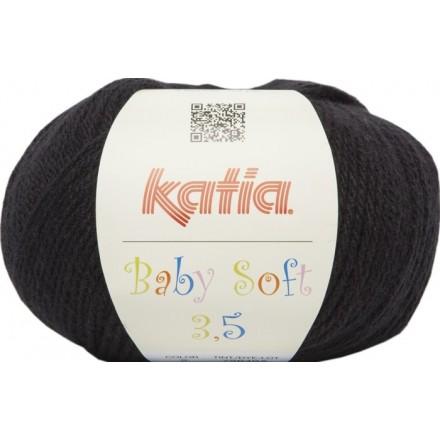 Baby Soft 3,5 2 Negro