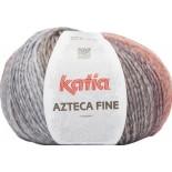 Azteca Fine 205 Gris/Tostado/Naranja