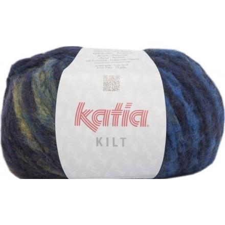 Kilt 56 Azul/Amarillo