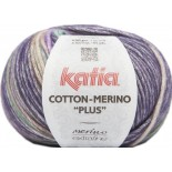Cotton-Merino Plus 203 Violeta